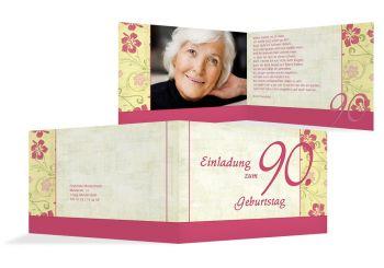 Geburtstagseinladungen & Einladungskarten Geburtstag gestalten