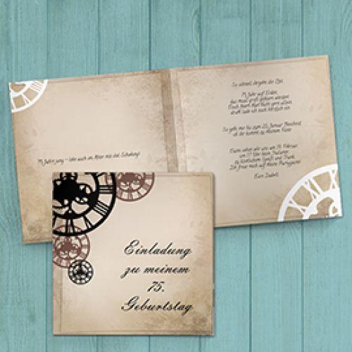 geburtstagseinladungen & einladungskarten geburtstag, Einladung